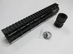 ARES製TKタイプハンドガード10インチBK新品