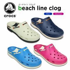クロックス(crocs) ビーチライン クロッグ(beach line clog) /メンズ/レディース/男性用/女性用