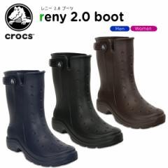 クロックス(crocs) レニー 2.0 ブーツ (reny 2.0 boot) /メンズ/レディース/男性用/女性用/ブーツ/長靴/シューズ[H]