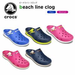 クロックス(crocs) ビーチライン クロッグ(beach ...