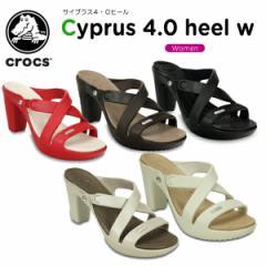 【20%OFF】クロックス(crocs) サイプラス 4.0 ヒール ウィメン(cyprus 4.0 heel w) /レディース/女性用/ヒール