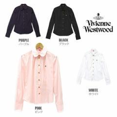 ヴィヴィアンウエストウッド シャツ/ブラウス Vivienne Westwood S26DL0179 S41477 レディース 長袖 RED LABEL 選べるカラーサイズ