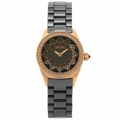 フォリフォリ 腕時計 レディース FOLLI FOLLIE WF13B018BSK LOVETIME ウォッチ/時計  ブラック tem_b