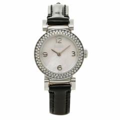 【あす着】コーチ 時計 レディース COACH マディソンファッション 腕時計 ウォッチ ホワイトパール