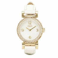 【あす着】コーチ 時計 レディース COACH 14501691 マディソンファッション 腕時計 ウォッチ ホワイトパール tem_b