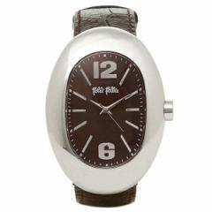 【あす着】フォリフォリ 時計 レディース FOLLI FOLLIE S1325G-SBB 腕時計 ウォッチ ブラウン tem_b