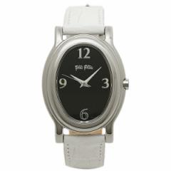 【あす着】フォリフォリ 時計 レディース FOLLI FOLLIE S1332L-SKW 腕時計 ウォッチ ホワイト/ブラック tem_b