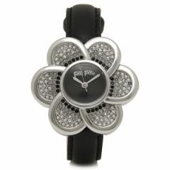 フォリフォリ 時計 レディース FOLLI FOLLIE WF5T009SPKKK 腕時計 ウォッチ ブラック tem_b
