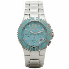 フォリフォリ 時計 レディース FOLLI FOLLIE WF5T168BEL 腕時計 ウォッチ シルバー/ブルー tem_b