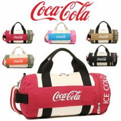 【あす着】コカコーラ バッグ メンズ/レディース Coca Cola CO001 ボストンM ボストンバッグ 選べるカラー