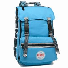 【あす着】ケンゾー バッグ レディース KENZO SF211 F20 69 BACKPACK リュックサック バックパック BLUE