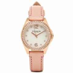 【あす着】コーチ 時計 レディース COACH 14502176 TRISTEN MINI トリステン ミニ 腕時計 ウォッチ ピンク/シルバー レディース