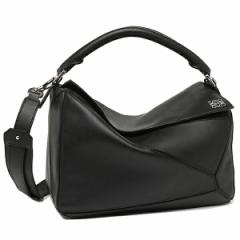 【あす着】ロエベ バッグ LOEWE 322.30.K74 1100 PUZZLE SMALL BAG ショルダーバッグ BLACK