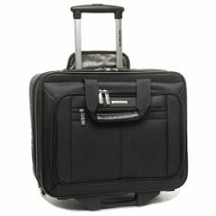 【あす着】サムソナイト スーツケース samsonite 43876 1041 WHEELED BUSINESS CASE 2輪キャリーケース ブラック【ラッピング不可商品】