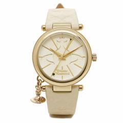 【あす着】ヴィヴィアンウエストウッド 腕時計 レディース VIVIENNE WESTWOOD VV006WHWH ORB II ホワイト/ホワイト レディース