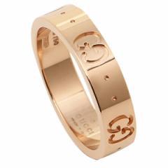 【あす着】GUCCI グッチ リング 指輪 アクセサリー 152045 J8500 5702 GGアイコン シンバンド ピンクゴールド レディース