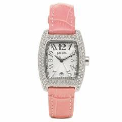 【あす着】FOLLI FOLLIE フォリフォリ S922ZI SLV/PNK シルバー/ピンク レディースウォッチ 腕時計