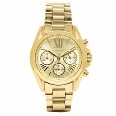 【あす着】マイケルコース 時計 レディース MICHAEL KORS MK5798 MK5798710 BRADSHAW 腕時計 ウォッチ イエローゴールド レディース
