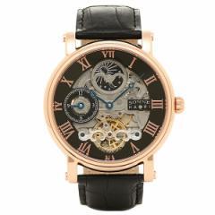 ゾンネ 時計 メンズ SONNE H013PG 腕時計 ウォッチ ブラック ゴールド