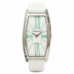 【あす着】ティファニー 時計 レディース TIFFANY&Co. Z6401.10.10G29A48G GEMEA 腕時計 ウォッチ ホワイト m_bf