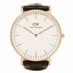 【あす着】ダニエルウェリントン 時計 メンズ/レディース Daniel Wellington 0510DW CLASSIC 36mm 腕時計 ウォッチ YORK/ROSEGOLD 父の日