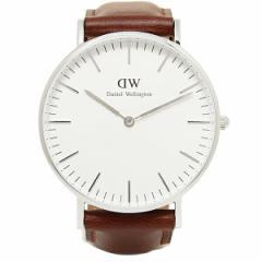 【あす着】ダニエルウェリントン 時計 メンズ/レディース Daniel Wellington 0607DW CLASSIC 36mm 腕時計 ウォッチ STANDREWS/SILVER