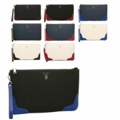 【あす着】フルボデザイン バッグ メンズ Furbo design FRB008 ミラノシリーズ クラッチバッグ 選べるカラー