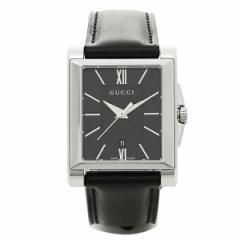 【あす着】グッチ 時計 レディース GUCCI YA138503 Gタイムレス 腕時計 ウォッチ ブラック/シルバー レディース