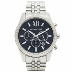 【あす着】マイケルマイケルコース 時計 メンズ MICHAEL MICHAEL KORS MK8280 LEXINGTON レキシントン 腕時計 ウォッチ シルバー/ブルー