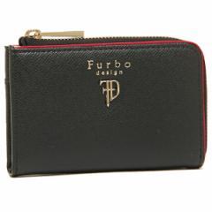 【あす着】フルボデザイン コインケース メンズ Furbo design FRB104 ミラノシリーズ カモフラージュ柄 小銭入れ BLUEACK/RED