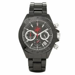【あす着】ハンティングワールド 時計 メンズ HUNTING WORLD HW408SBK エレガント・エレファント クオーツ 腕時計  ブラック