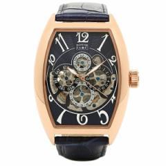 ゾンネ 時計 メンズ SONNE H015PG-NV HAORI ハオリ 自動巻き 腕時計 ウォッチ ピンクゴールド/ネイビー