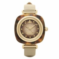 【あす着】ヴィヴィアンウエストウッド 時計 レディース VIVIENNE WESTWOOD VV141BG BECKTON ベックトン 腕時計 グレー/ゴールド
