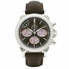 オメガ 時計 レディース OMEGA 422.18.35.50.13.001 DE VILLE デビル デ・ビル 腕時計 ウォッチ ブラウン/シルバー
