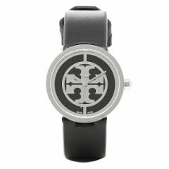 【あす着】トリーバーチ 時計 レディース TORY BURCH TRB4002 IZZIE 日常生活防水 腕時計 ウォッチ シルバ−/ブラック/ブラック