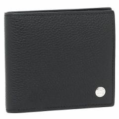 【あす着】ダンヒル 財布 メンズ DUNHILL L2W332N BOSTON GL 4CC & COIN PURSE 2つ折り財布 NAVY
