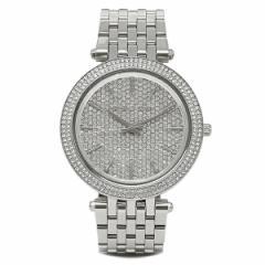 【あす着】マイケルマイケルコース 時計 MICHAEL MICHAEL KORS MK3437 DARCI ダーシー 腕時計 ウォッチ シルバー tem_b m_bf