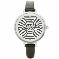 ケイトスペード 時計 KATE SPADE KSW1032 METRO BOW メトロボウ 腕時計 ウォッチ ブラックホワイト レディース tem_b