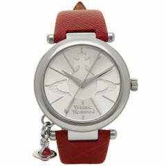【あす着】ヴィヴィアンウエストウッド 時計 レディース VIVIENNE WESTWOOD VV006SSRD ORB POP オーブ 腕時計 ウォッチ レッド/シルバー