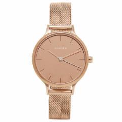 【あす着】スカーゲン 腕時計 SKAGEN SKW2413 ローズゴールド