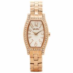 【あす着】フォリフォリ 腕時計 FOLLI FOLLIE WF8B026BPS-XX ピンク シルバー tem_b