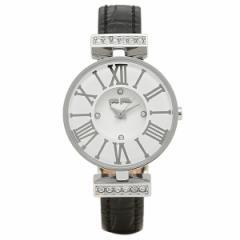 フォリフォリ 腕時計 レディース FOLLI FOLLIE WF15A028SSW BK ホワイト シルバー ブラック