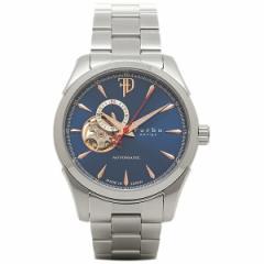 【あす着】フルボデザイン 腕時計 メンズ Furbo design F5029BLSS ブルー シルバー