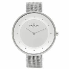 スカーゲン 時計 レディース SKAGEN SKW2140 MESH ステンレスメッシュ 腕時計 ウォッチ シルバー