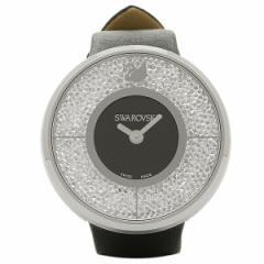 【あす着】スワロフスキー 腕時計 レディース SWAROVSKI 1135988-1 シルバー ブラック