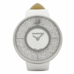 【あす着】スワロフスキー 腕時計 レディース SWAROVSKI 1135989-1 シルバー ホワイト