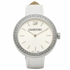【あす着】スワロフスキー 腕時計 SWAROVSKI 5095603-1 シルバー ホワイト tem_b