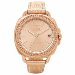 コーチ 腕時計 COACH 14502629 ピンク ピンクゴ−ルド レディース tem_b