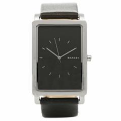 【あす着】スカーゲン 腕時計 SKAGEN SKW6287 シルバー ブラック
