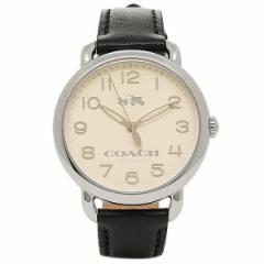 【あす着】コーチ 腕時計 COACH 14502267 シルバー ブラック